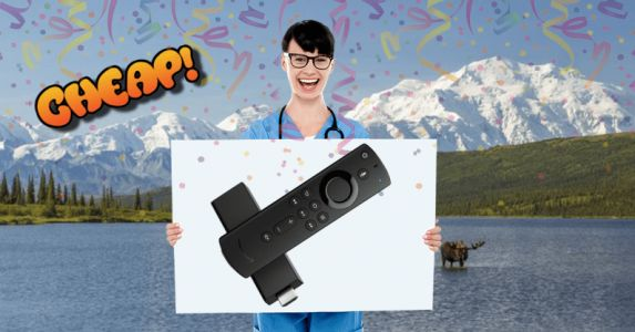 PRIME CHEAP: A 4K Fire TV Stick For $25? This must be a mistake