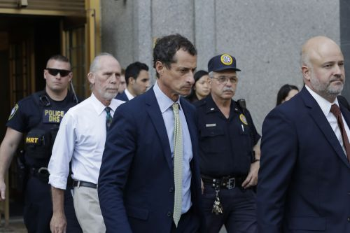 Anthony Weiner, whose downfall began on Twitter, sentenced to prison
