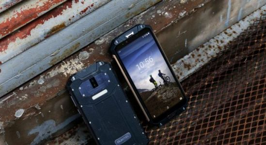 Video:  Rugged OUKITEL WP2 survives getting crushed by a car
