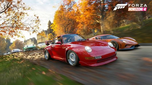Forza Horizon 4 features narrative-based gameplay