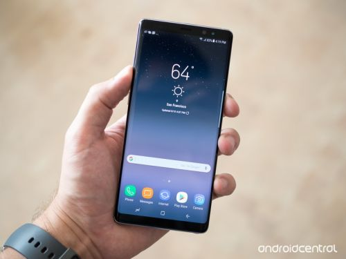 How to disable icon notification badges on the Galaxy Note 8