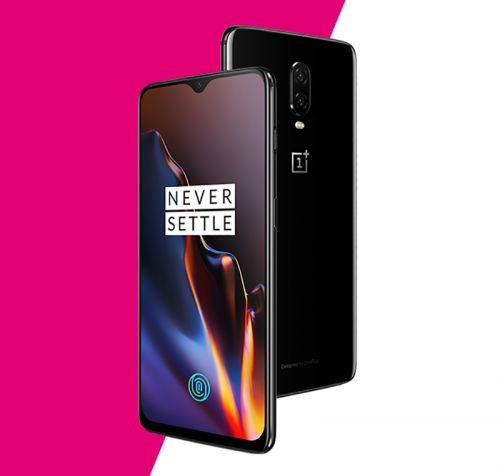 T-Mobile OnePlus 6T update brings improvements to Nightscape, in-display fingerprint reader, and more