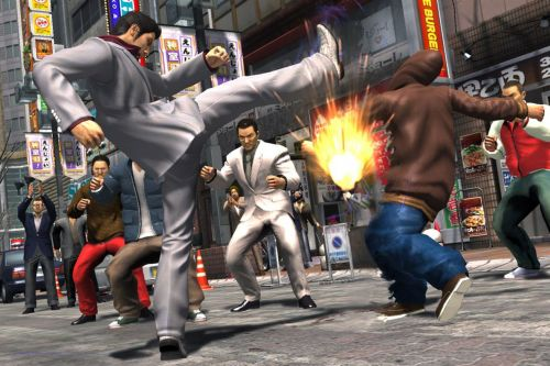 Now is the best time to play the Yakuza series