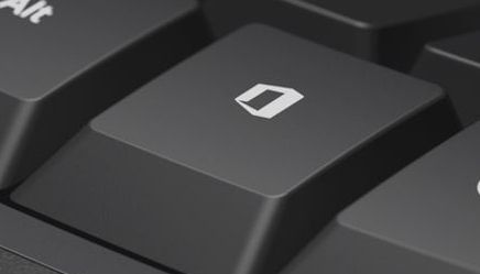 Microsoft could replace the Menu key - which you probably never use - with a new Office key