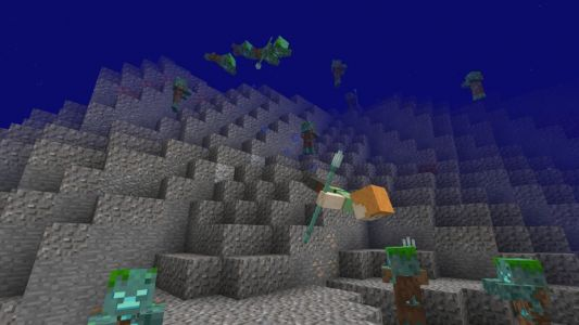 Minecraft's Update Aquatic comes to beta testers on Windows 10 and Xbox One