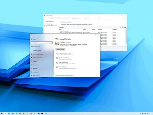 Here's what you can do if Windows 10 update KB5001330 is causing issues