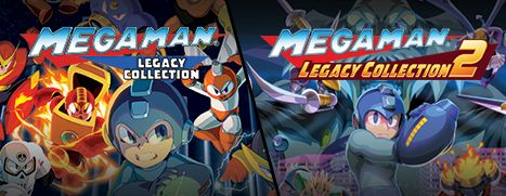 Midweek Madness - Mega Man Legacy Collection 1 + 2, up to 60% off!
