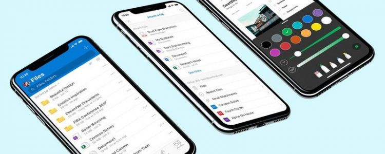 OneDrive gets bolder, cleaner design overhaul on iOS