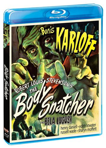 'The Body Snatcher' is Blu-ray Bound in March
