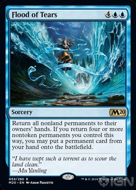 Magic: The Gathering Card Reveal - Check Out a Brand New Rare