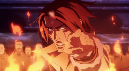 Second Season Of Castlevania Netflix Show Arriving Before End Of The Year
