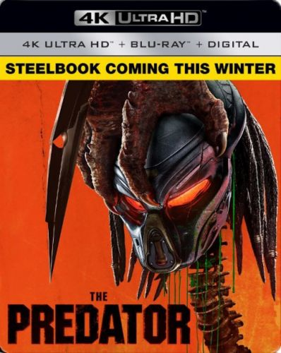 'The Predator' 4K Steelbook Coming to Best Buy