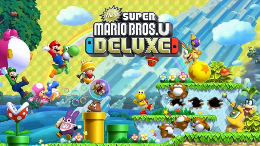 New Super Mario Bros U Deluxe review: 2D Mario title gets the audience it deserved