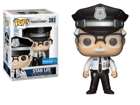 Stan Lee Gets a Series of Marvel Movie Cameo POP! Figures From Funko