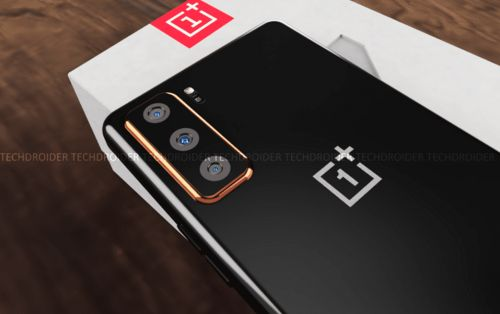 OnePlus Z HD render appears online