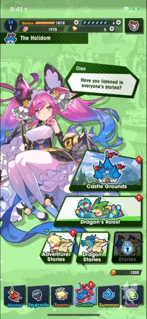 Nintendo's New Game, Dragalia Lost, Might Forge A New Generation Of RPG Players