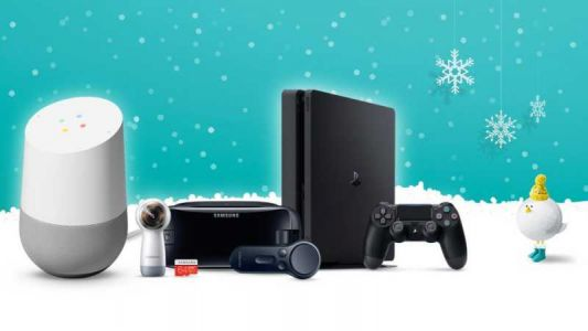 Get a free PS4 or Google Home with these EE Black Friday phone deals