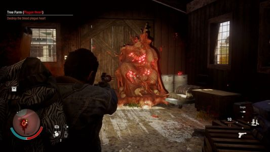 Takes on endless waves of zombies in State of Decay 2 'Daybreak'