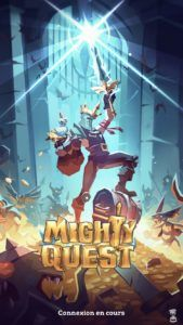 The Mighty Quest for Epic Loot - Lootez aussi sur mobile !