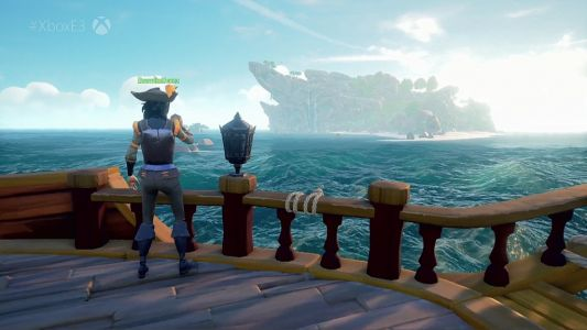 Sea of Thieves was almost a co-op vampire-themed adventure