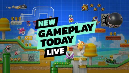 Watch Us Live Stream Super Mario Maker 2 On Friday