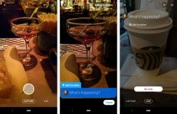 Twitter Revamps Camera Interface