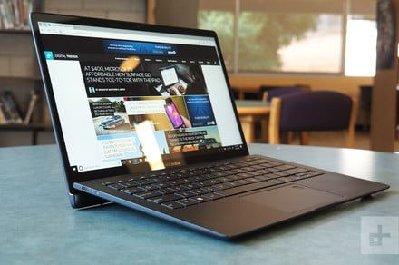 Asus ZenBook S vs. Dell XPS 13