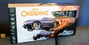 Anki is releasing a Fast & Furious-themed Overdrive car set
