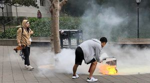 Delivery Robot Catches Fire at UC Berkeley, Students Hold Candlelight Vigil