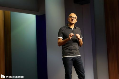 Watch the Microsoft Ignite 2018 keynote with Satya Nadella right here