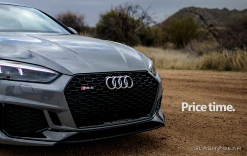2019 Audi RS5 pricing and packages revealed