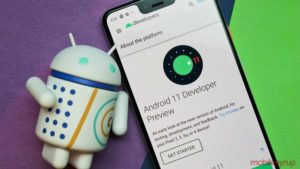 Android 11 preview breaks apps that customize the navigation system