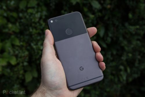 Google app code all but confirms squeezable sides for Pixel 2