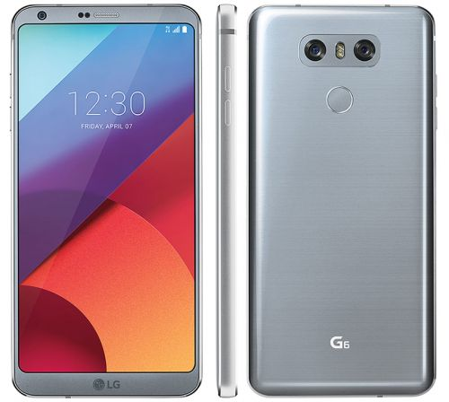 T-Mobile LG G6 update brings security patches