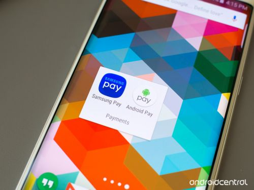Android Pay vs Samsung Pay - Which do you use?