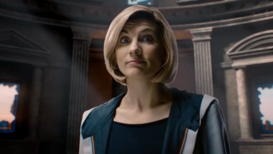 Enjoy a Cheeky New Promo Spot For DOCTOR WHO Season 11 with Jodie Whittaker