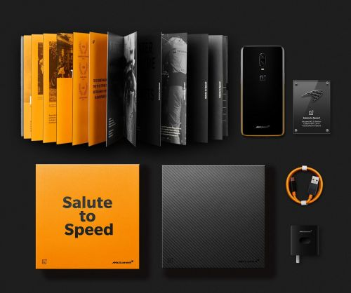 OnePlus 6T McLaren edition unveiled with 10GB of RAM and highest OnePlus price in history