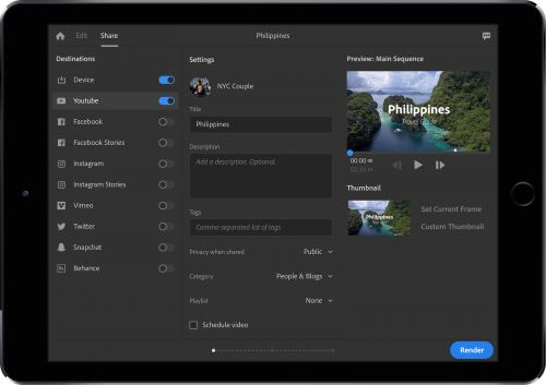 Adobe's new all-in-one video-editing tool will work across devices