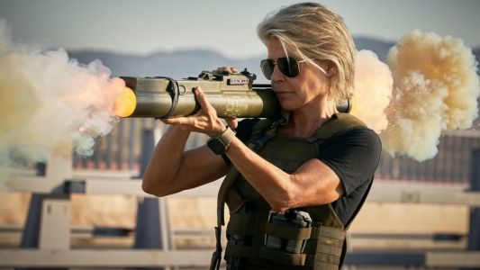 Insanely Awesome New Footage from TERMINATOR: DARK FATE Screened at Comic-Con!