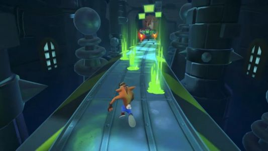 Crash Bandicoot: On The Run Hits Mobile Devices Later This Month