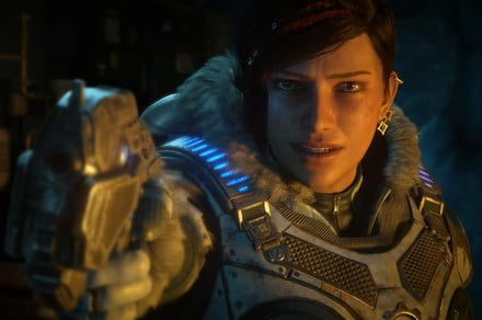 Yes, 'Gears 5' is the full title of The Coalition's latest shooter