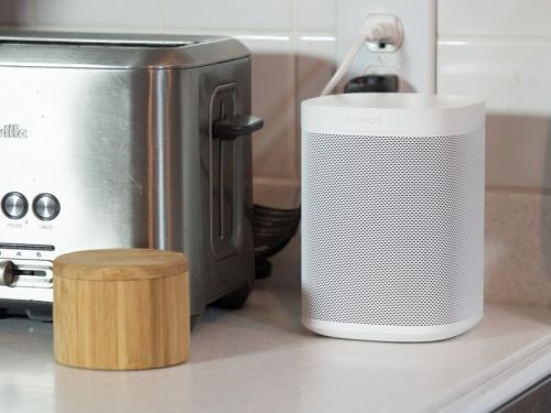 Get all the benefits of Alexa with better sound quality than an Echo
