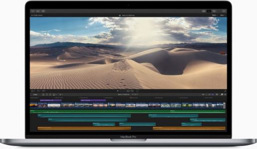 Apple Updates MacBook Pros with 8-core Processors and a Keyboard Fix