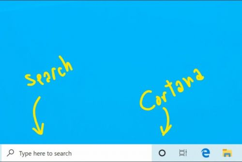 Microsoft separates Cortana from search in new Windows 10 preview build