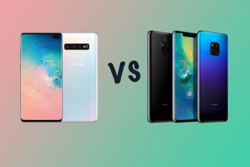 Samsung Galaxy S10+ vs Huawei Mate 20 Pro: Which triple camera flagship champ should you buy?