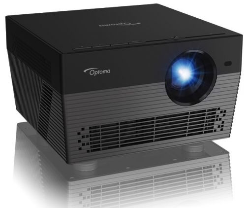 Optoma announces a new projector with Alexa and Google Assistant