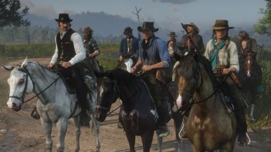 Red Dead Redemption 2's install size hits 107GB for Xbox One