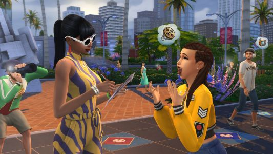 The latest Sims 4 expansion let's you launch a glitzy acting career