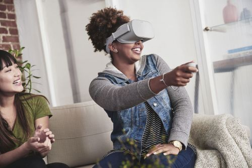Oculus' standalone headsets point at a changing VR landscape