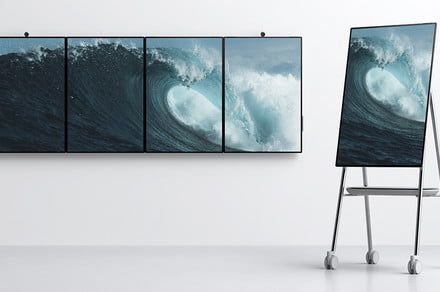 Microsoft reveals details of Surface Hub 2S, coming in June at $8,999